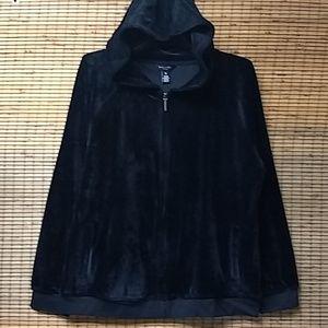 New Designer Velore Hoody Jacket. XL &  XXL